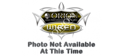 ORC34 (1.5ft Expert Series RCA Side/Side Twisted Pair)