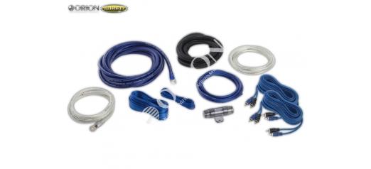 ORK42 (Power Kit 4 AWG Dual Amp / CCA Spec)