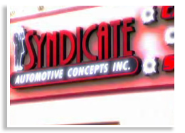 Syndicate Automotive Concepts, San Diego, CA
