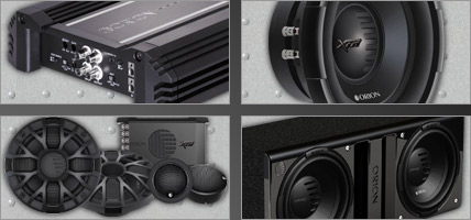 xtr orion car audio learn more about orion s xtr series amplifiers subwoofers coaxial speakers speaker components and subwoofer enclosures below